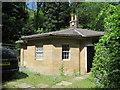NU1800 : Park Lodge, Felton Park by Les Hull
