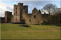SO5074 : Ludlow Castle by Philip Halling