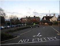 TQ3024 : Broad Street Car Park, Cuckfield by Simon Carey
