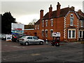 ST3147 : Entrance to Premier Business Park, Highbridge by Jaggery