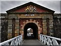 NH7656 : Fort George Inverness by Michael Garlick