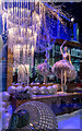 TQ2779 : Window Display, Harrods, London SW1 by Christine Matthews