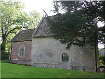 SU1062 : St. Mary, Alton Barnes: October 2014 (c) by Basher Eyre