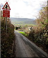 SO2219 : Reduce speed now on Llanbedr Road, Crickhowell by Jaggery
