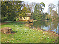 SK9339 : The Boathouse - 1 by Trevor Rickard