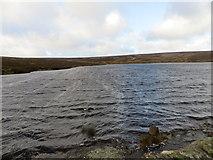 SD9839 : Keighley Moor Reservoir by Peter Wood