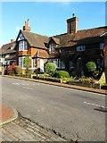 TQ3024 : Maberleys and Twitten House, High Street, Cuckfield by Simon Carey