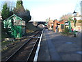 SK5612 : Rothley railway station, Leicestershire by Nigel Thompson