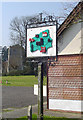 TM2654 : Dallinghoo village sign by Adrian S Pye