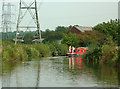 SJ9482 : Macclesfield Canal north-east of Wood Lanes, Cheshire by Roger  Kidd