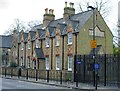 TQ3288 : Mid-19th century model cottages, Avenue Road by Julian Osley