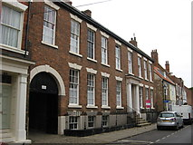 TA1767 : The Convent of Mercy, 22 High Street, Old Town by Stephen Armstrong