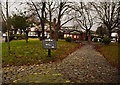 SJ4287 : Gateacre Village - The Black Bull by Ian Greig
