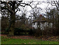 TL2658 : South Lodge at Croxton Park by Adrian Cable