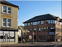 TL4557 : The corner of Glisson Road by John Sutton