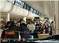 SJ8284 : Manchester Airport Terminal 3 by Gerald England
