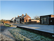 TG0738 : Holt Constabulary and Fire Station by Adrian S Pye