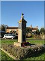 TG0934 : Edgefield War Memorial by Adrian S Pye