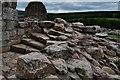 NJ4516 : Kildrummy Castle:  Great Hall by Michael Garlick