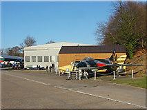 TQ0762 : Brooklands museum by Alan Hunt