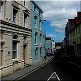 SM9515 : The Old Post Office in High Street Haverfordwest by Jaggery