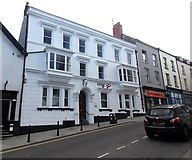 SM9515 : HSBC in Haverfordwest by Jaggery