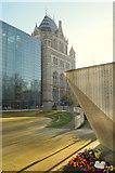 TQ2679 : Rear, Natural History Museum, London by David Hallam-Jones