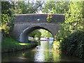 SJ3333 : Bridge 11W, Llangollen Canal by Richard Rogerson