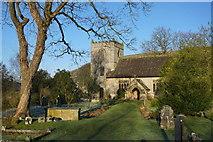 SD9772 : St Mary's Church, Kettlewell by Bill Boaden