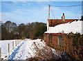 SK5757 : Providence Farm, Blidworth, Notts. by David Hallam-Jones