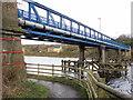 NZ1665 : Newburn Bridge by Andrew Curtis