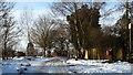 SK5756 : Providence Farm Vicinity, Blidworth, Notts. by David Hallam-Jones