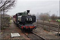 SU5290 : Didcot Railway Centre by Peter Trimming