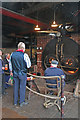 ST0612 : Volunteers' breakfast - Coldharbour Mill by Chris Allen
