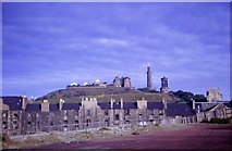 NT2674 : The Calton Hill from Mutrie's Hill by kim traynor