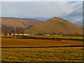NY6627 : Farmland, Milburn by Andrew Smith
