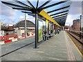 SJ8397 : New Island Platform at Deansgate-Castlefield by David Dixon