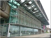 NZ4057 : Sunderland Architecture : National Glass Centre (Facade) by Richard West