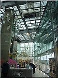 NZ4057 : Sunderland Architecture ; The Shop At The National Glass Centre by Richard West