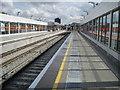 TQ3383 : Hoxton railway station, London by Nigel Thompson