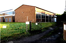 SO8005 : Stonehouse Telephone Exchange by Jaggery