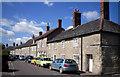 ST8522 : St James's Street, Shaftesbury by Des Blenkinsopp