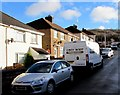 ST3090 : Dogs Body van in Graig Park Avenue, Newport by Jaggery