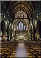 TQ8009 : Interior, Christ church, St Leonards by Julian P Guffogg