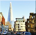 TQ3280 : The Shard from the west by nick macneill