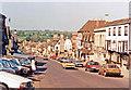 SP2512 : Burford, High Street 1987 by Ben Brooksbank