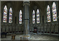 SK9771 : Chapter House, Lincoln Cathedral by J.Hannan-Briggs