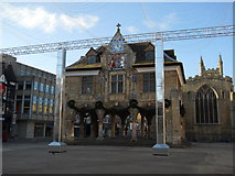 TL1998 : The Guildhall, Peterborough by Paul Bryan