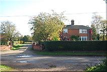 TG0509 : South Green Farm by N Chadwick