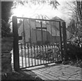 SO3409 : View through a gate by John Winder